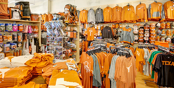 Texas Longhorns Apparel And Gear