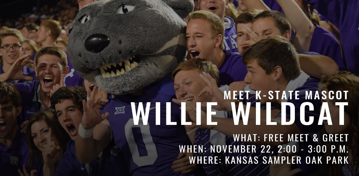 Meet K-State Mascot Willie Wildcat