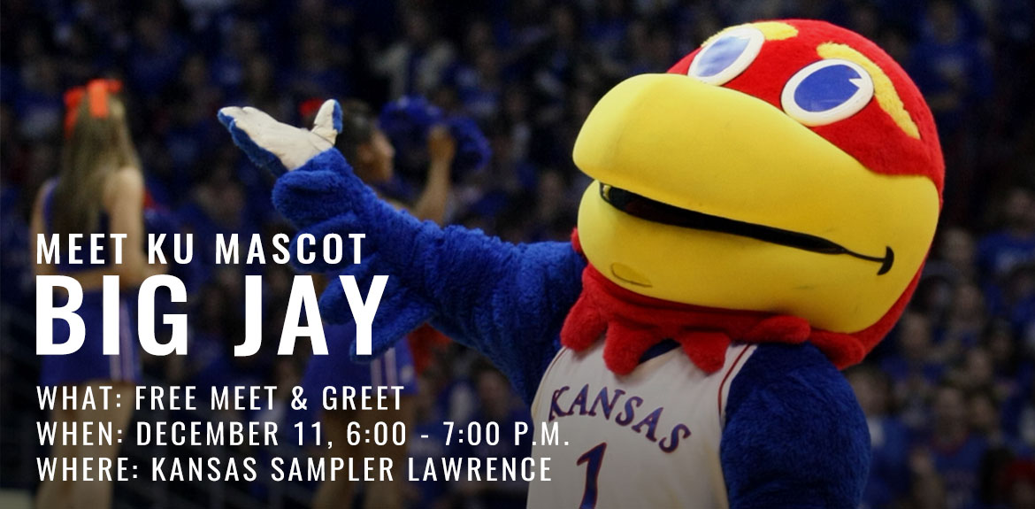 Meet KU Mascot Big Jay