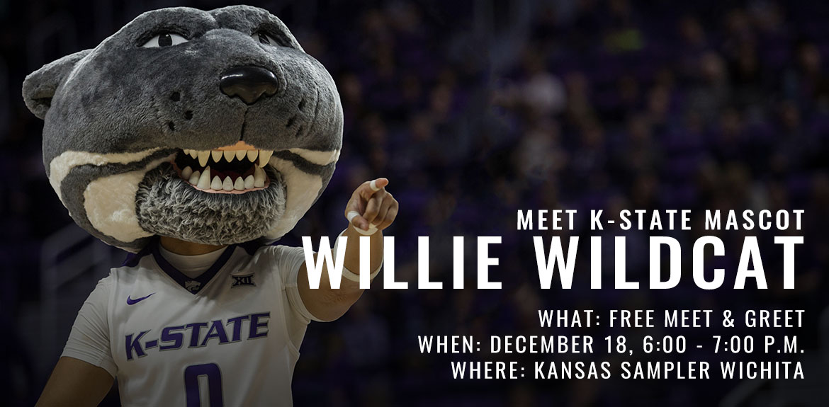 Meet K-State Mascot Willie the Wildcat