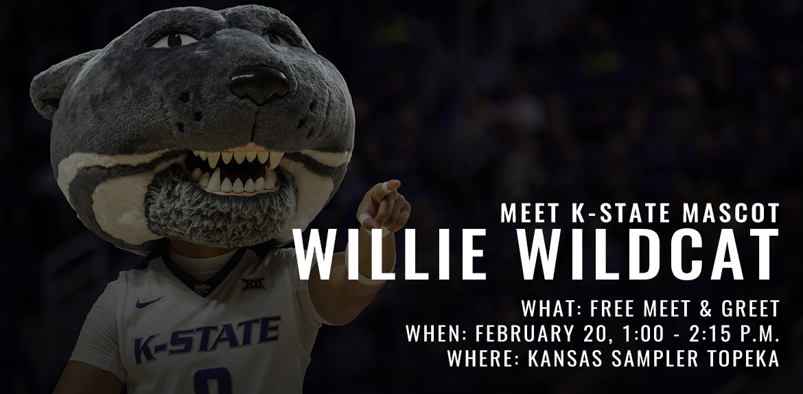 Meet Willie the Wildcat