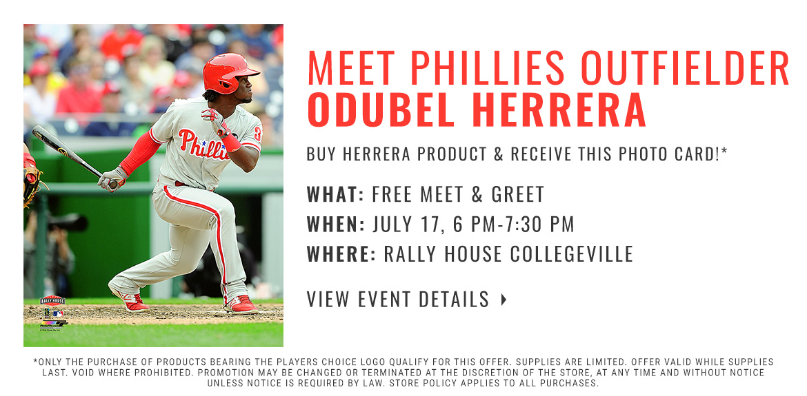 Meet Phillies Outfielder Odubel Hererra