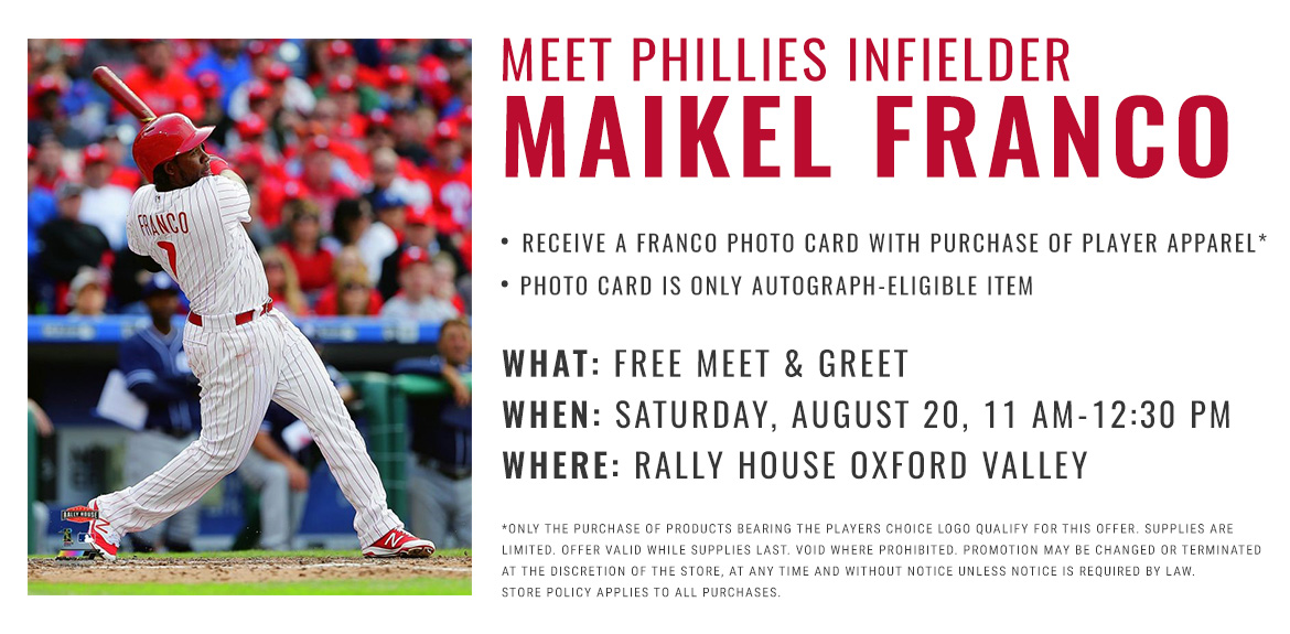 Meet Phillies Infielder Maikel Franco