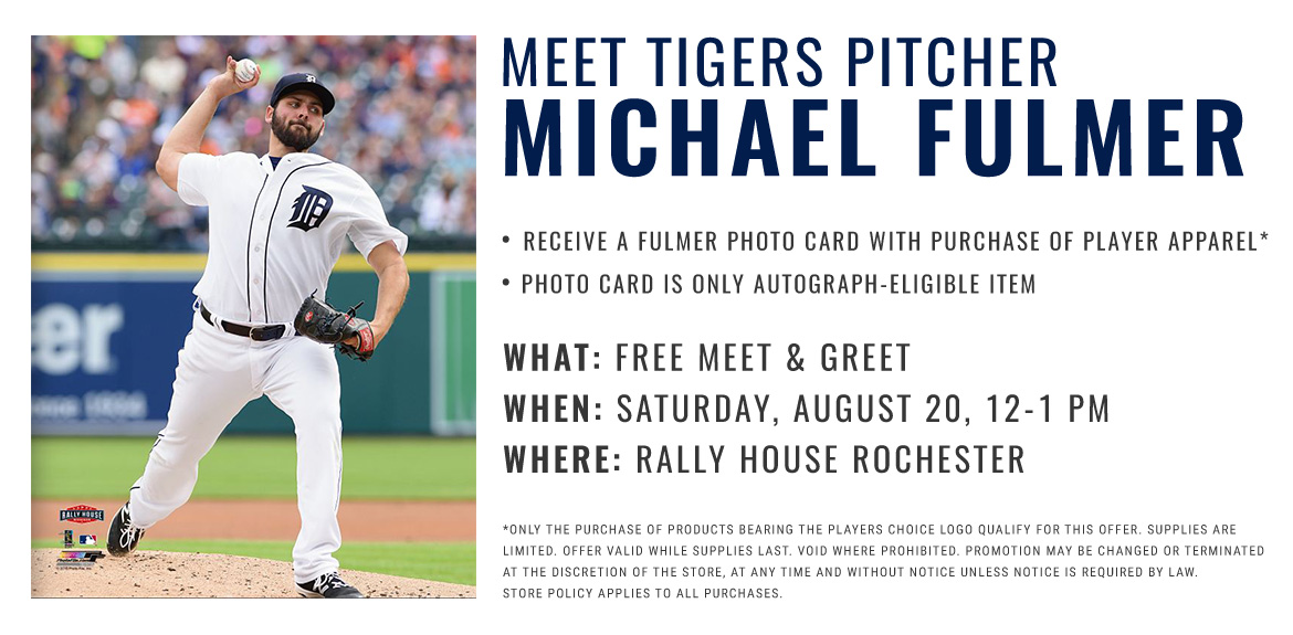 Meet Tigers Pitcher Michael Fulmer