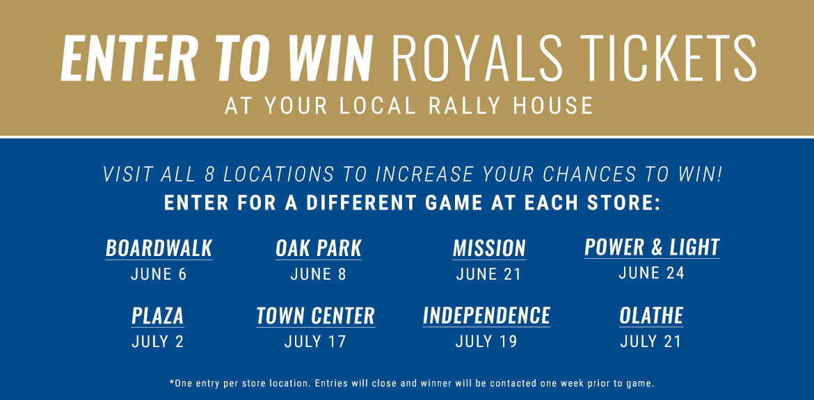 Citywide Royals Ticket Giveaway