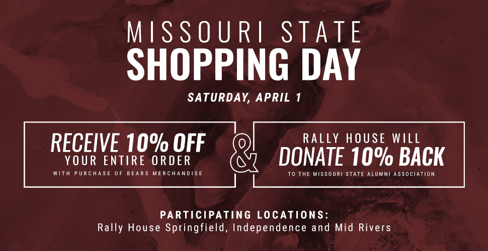 Missouri State Shopping Day