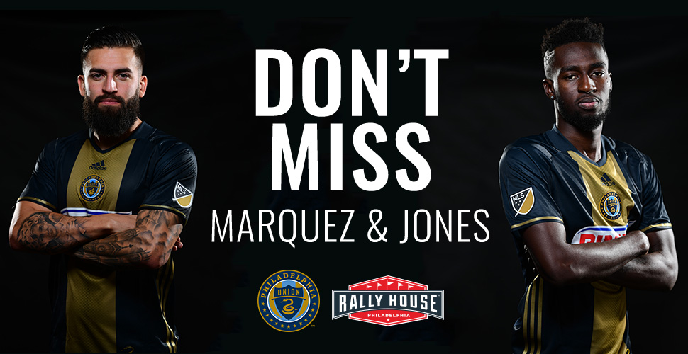 Free Meet & Greet with Richie Marquez and Derrick Jones!