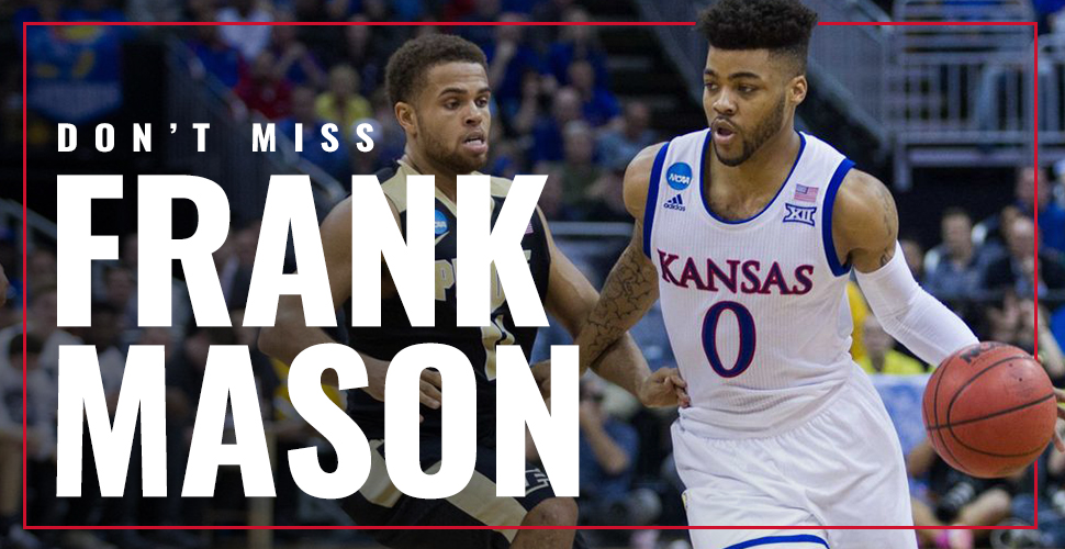 Autograph Session with Frank Mason III