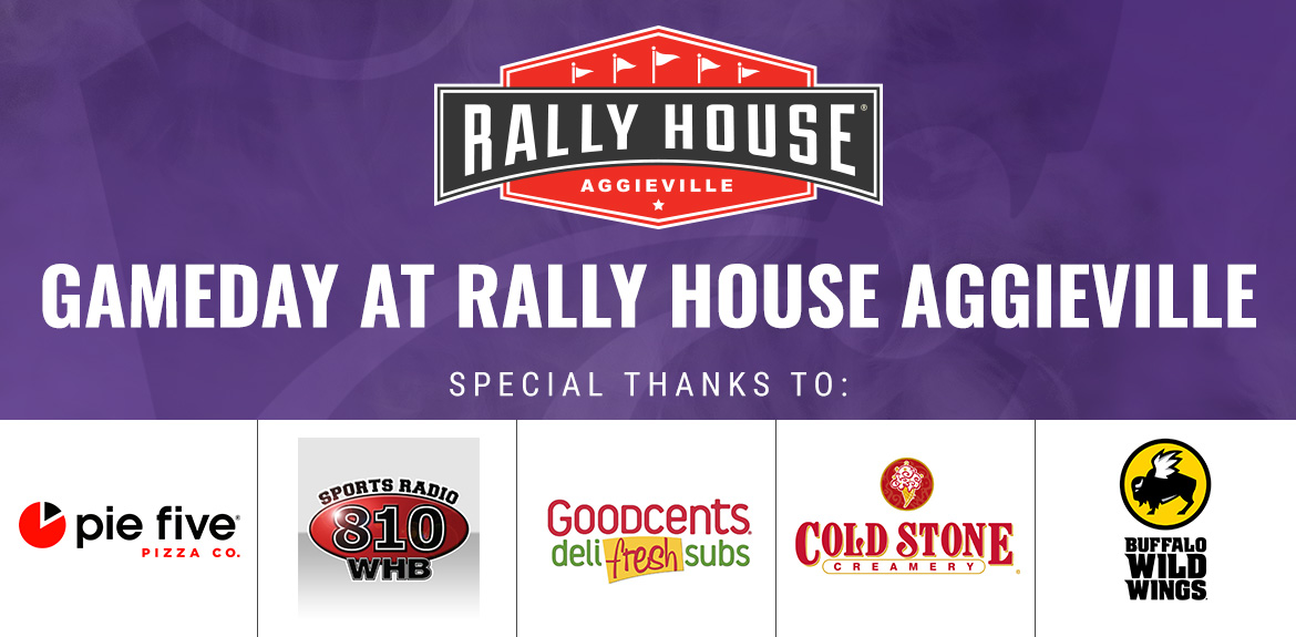 Gameday at Rally House Aggieville