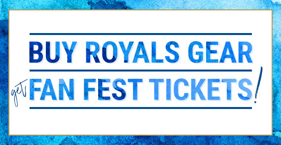 Royals FanFest Ticket Giveaway