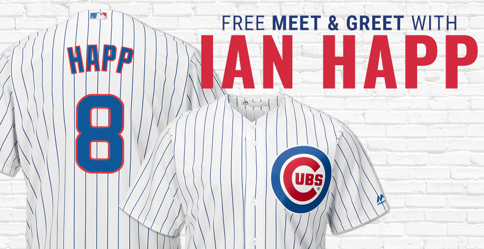 Chicago Cubs Events and Contests| Shop Cubs Gear & Apparel