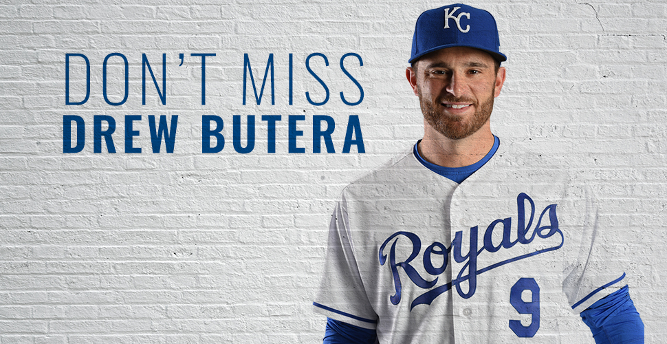 Free Meet & Greet with Drew Butera