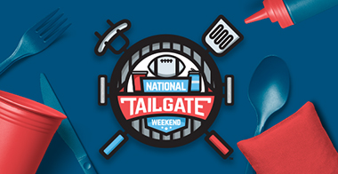 National Tailgate Weekend: Days of Giveaways!