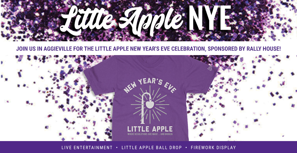 Little Apple New Year's Eve Celebration