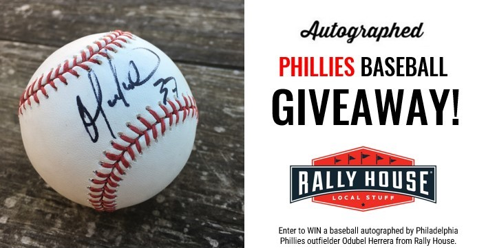 Phillies Baseball Giveaway