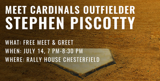 Meet Cardinals Outfielder Stephen Piscotty