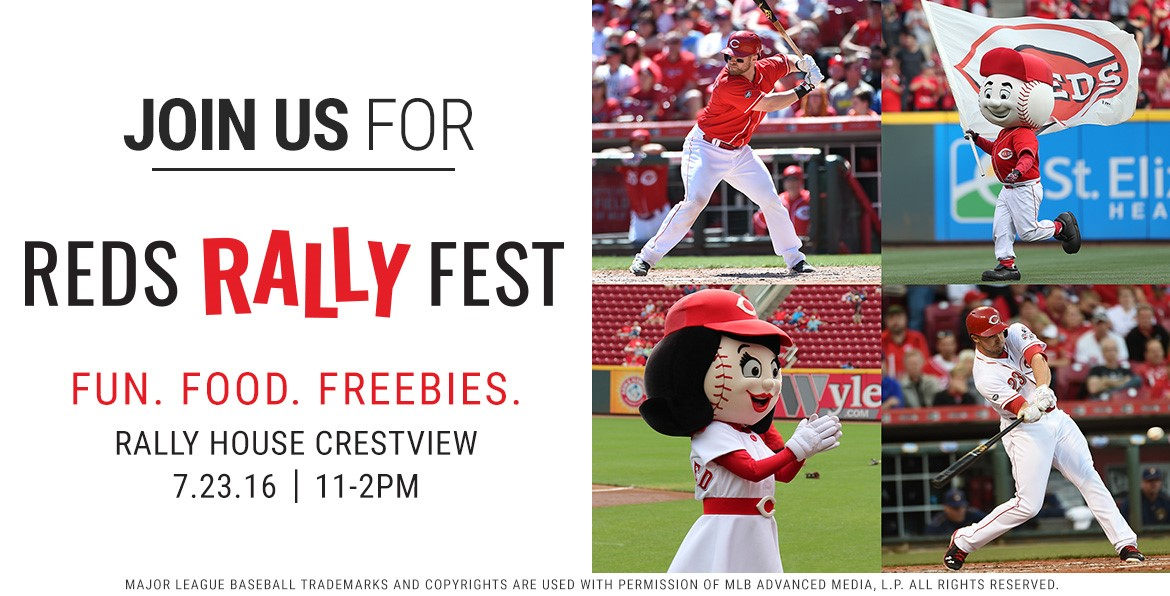 Join Us For Reds Rally Fest