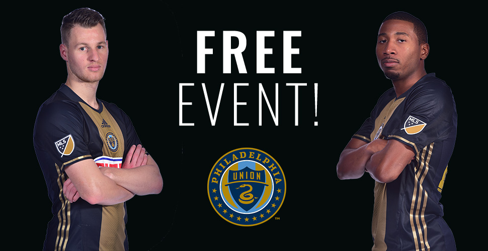 Meet Union Players Fabian Herbers and Ray Gaddis