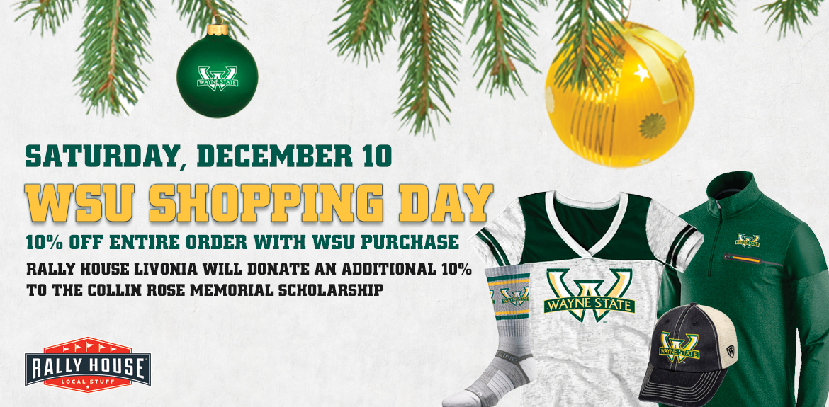 Wayne State Shopping Day