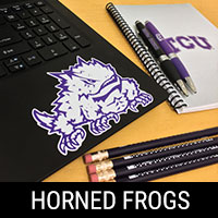 Shop Horned Frogs Products