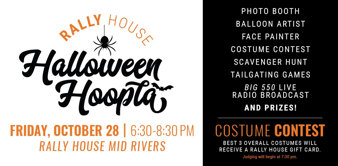 Rally House Halloween Hoopla