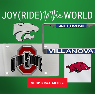 Auto Accessories Make Great Gifts! Shop Your Favorite College Team