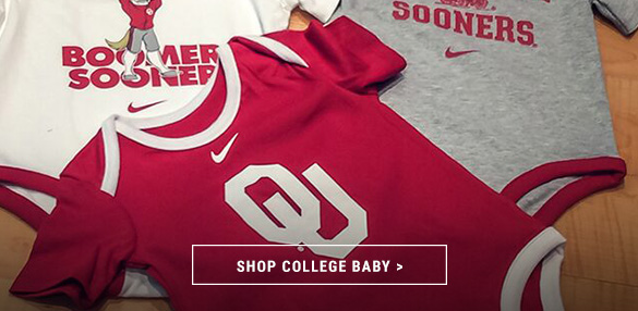 Officially Licensed NCAA Baby Gear