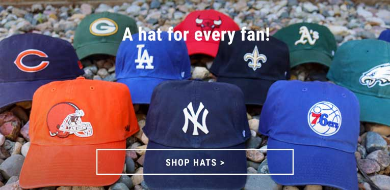 Shop Our Expanded Selection of Hats