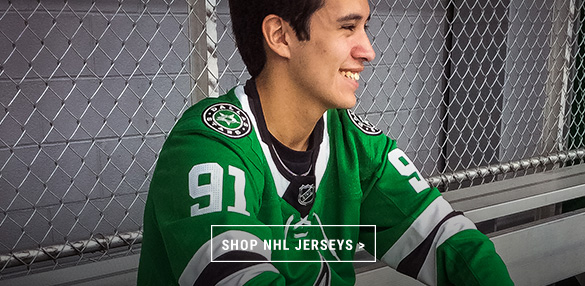 Start Off the Season with NHL Jerseys
