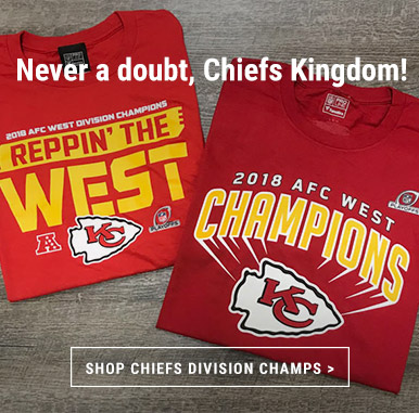 Chiefs Division Champions 2018