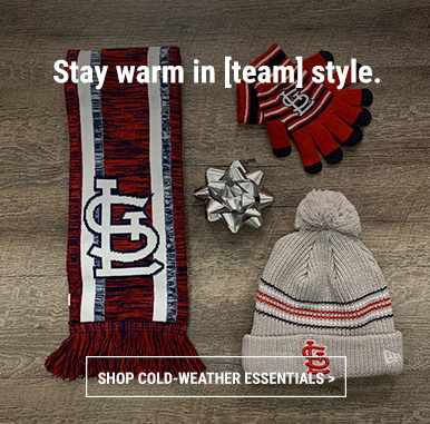 Stay warm with Cold Weather Essentials