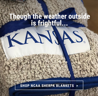 Stay Warm with NCAA Blankets
