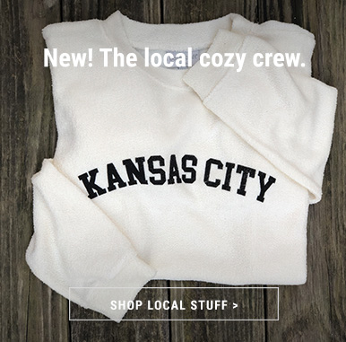 Shop Local Sweatshirts
