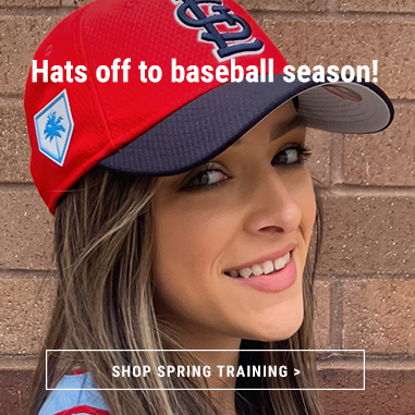 6852a992be2 Shop MLB Spring Training Hats