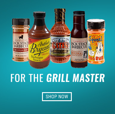 Give the Gift of BBQ this holiday season!