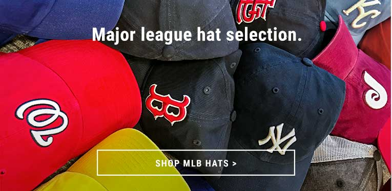 Shop Our Expanded Selection of MLB Hats