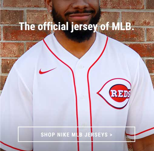 Shop The Official MLB Jersey Of 2020