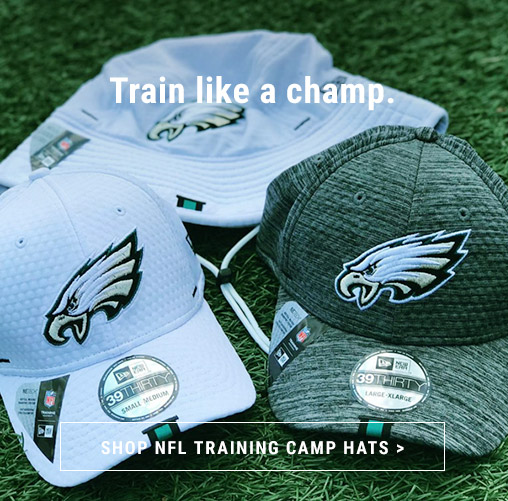 Shop Official NFL Training Camp Hats