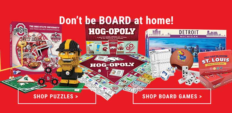 Puzzles & Board Games