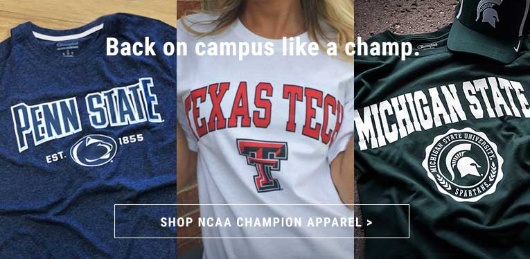 Shop NCAA Champion Apparel
