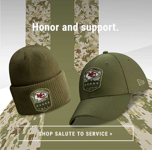 Shop Official 2019 Salute to Service Gear