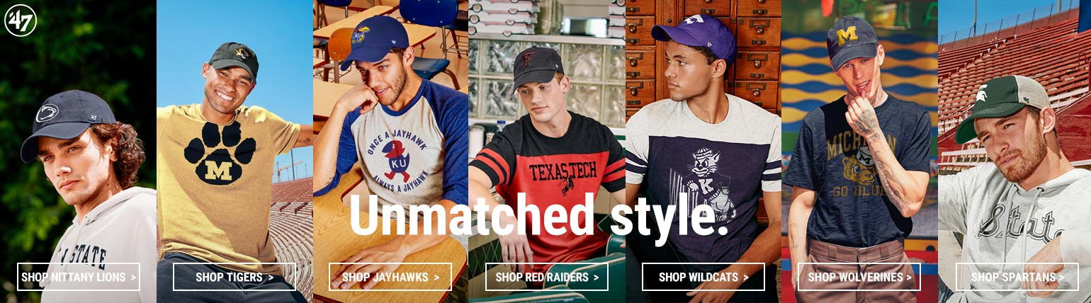 online retailer 585c0 f8a3f Shop Local College, NFL, MLB, NBA, MLS, NHL and Regional ...