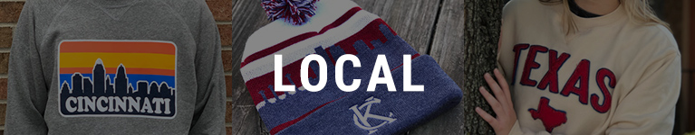 Shop LOCAL Products