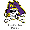 Shop East Carolina Pirates