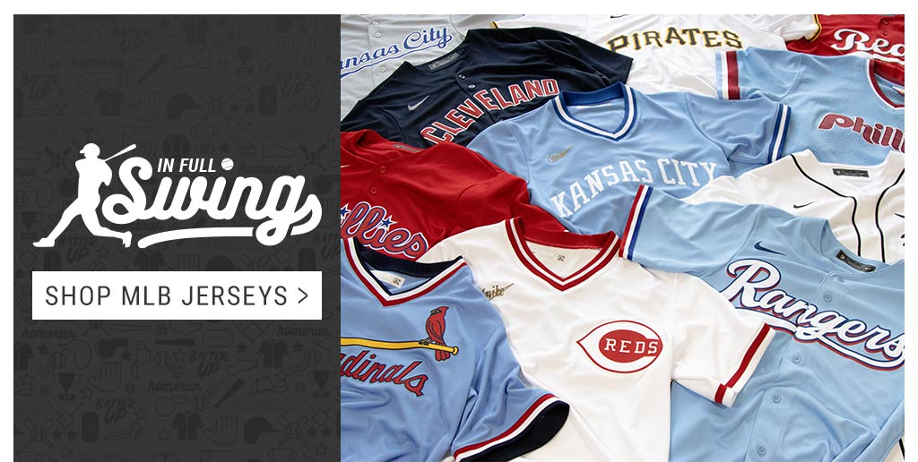Gear Up For The Season With MLB Jerseys