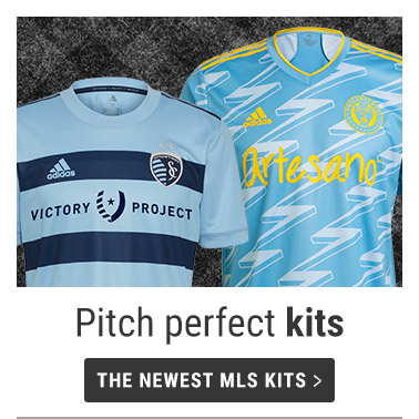 Shop The Newest 2021 MLS Kits