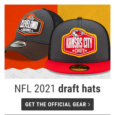 NFL 2021 Draft Hats