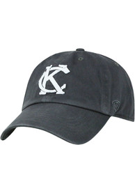 Kansas City Top of the World District Adjustable Hat - Charcoal