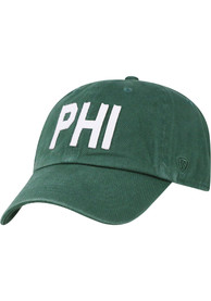 Philadelphia Top of the World District Adjustable Hat - Green