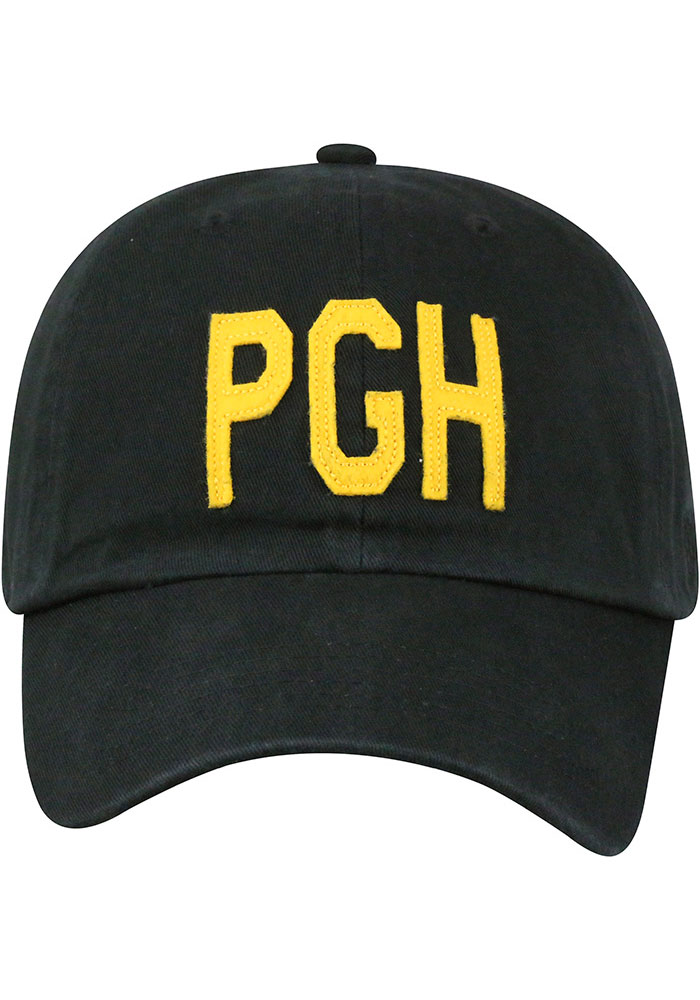 Top of the World Pittsburgh District Adjustable Hat - Black - Image 1